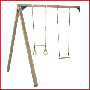 Blue Rabbit Swing Module with Swing & Trapeze