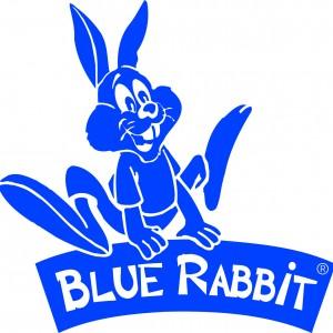 Blue Rabbit Climbing Frame Logo