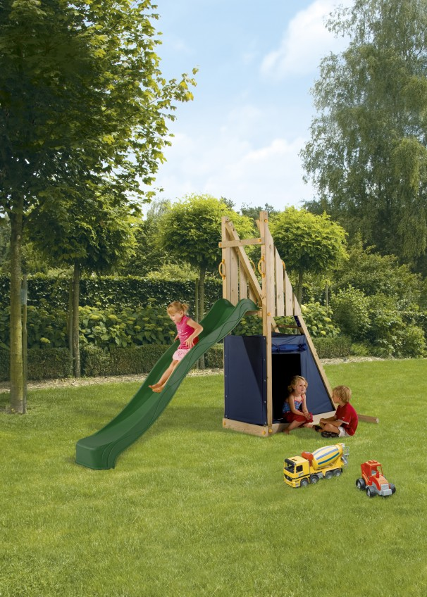 Blue Rabbit Climbing Frames
