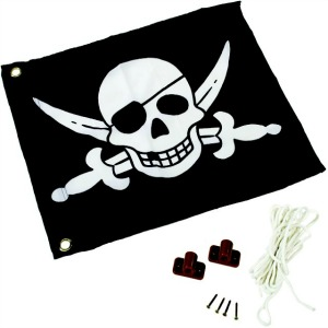 Pirate Flag Hoisting Kit