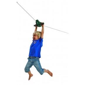 Blue Rabbit Zip Wire Para