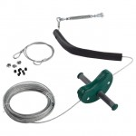Green Zip Wire Kit